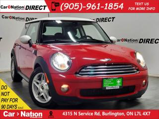 Used 2007 MINI Cooper | AS-TRADED| DUAL SUNROOF| for sale in Burlington, ON