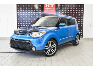 Used 2015 Kia Soul SX Luxury for sale in Terrebonne, QC