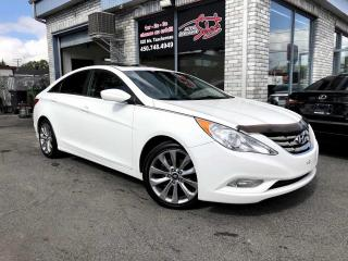 Used 2013 Hyundai Sonata Berline 4 p 2,4 L, boîte auto SE *Disp. for sale in Longueuil, QC