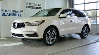 Used 2017 Acura MDX SH-AWD ** TECHNOLOGIE ** for sale in Blainville, QC