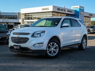 Used 2017 Chevrolet Equinox LT  LT, AUTOMATIC, SUNROOF, REMOTE START, KEYLESS for sale in Ottawa, ON