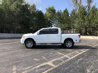 Used 2015 Nissan TITAN PRO-4X SL  4X4 for sale in Cayuga, ON