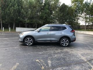 Used 2018 Nissan Rogue SL AWD for sale in Cayuga, ON