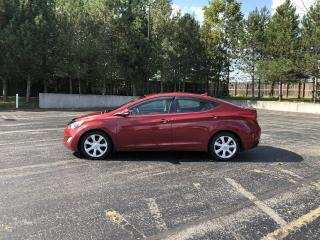 Used 2012 Hyundai Elantra GLS Limited FWD for sale in Cayuga, ON
