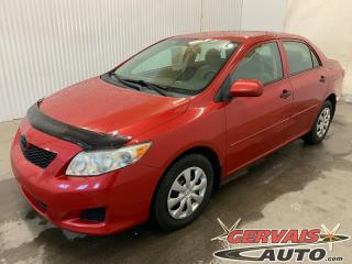 Used 2010 Toyota Corolla CE AUTOMATIQUE for sale in Trois-Rivières, QC