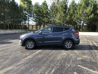 Used 2015 Hyundai Santa Fe Sport 2.0T AWD for sale in Cayuga, ON