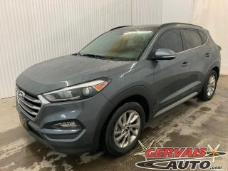 Used 2017 Hyundai Tucson Luxury AWD GPS Cuir Toit Panoramique MAGS for sale in Trois-Rivières, QC