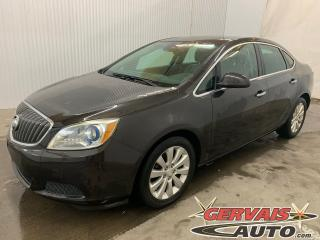 Used 2014 Buick Verano Cuir/Tissus A/C MAGS Bluetooth *Bas Kilométrage* for sale in Trois-Rivières, QC