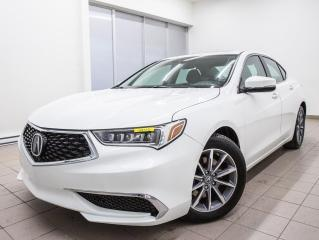 Used 2018 Acura TLX TECH *NAVIGATION* GR SECURITE *SIEGES CHAUF* PROMO for sale in St-Jérôme, QC