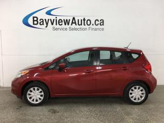 Used 2015 Nissan Versa Note 1.6 SV - 5SPD! A/C! CRUISE! PWR GROUP! for sale in Belleville, ON
