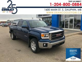 Used 2015 GMC Sierra 1500 SLE for sale in Dauphin, MB