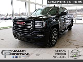 Used 2018 GMC Sierra 1500 SLT ALL TERRAIN CREW CAB AWD *RARE* for sale in Rivière-Du-Loup, QC