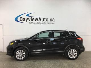 Used 2019 Nissan Qashqai SV - AWD! HTD SEATS! NISSAN CONNECT! REMOTE START! + MORE! for sale in Belleville, ON