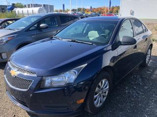 Used 2011 Chevrolet Cruze Berline LS 4 portes avec 1SB for sale in Rivière-Du-Loup, QC