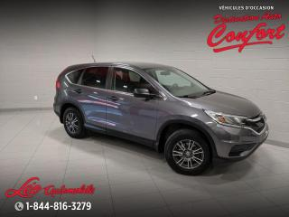 Used 2016 Honda CR-V 2 RM 5 portes LX for sale in Chicoutimi, QC