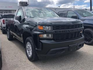 New 2020 Chevrolet Silverado 1500 Work Truck for sale in Markham, ON