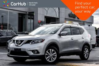 Used 2016 Nissan Rogue SV AWD|Pano_Sunroof|Navigation|Backup_Cam|Keyless_GO for sale in Thornhill, ON