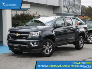 Used 2020 Chevrolet Colorado Z71 Navigation, Heated Seats, Backup Camera for sale in Coquitlam, BC