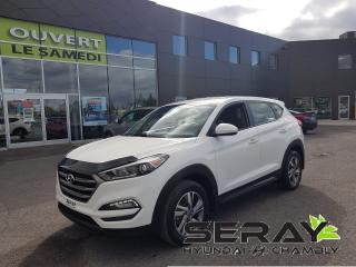 Used 2016 Hyundai Tucson FWD, 2.0L, MAGS, BLUETOOTH, A/C. CAMERA for sale in Chambly, QC