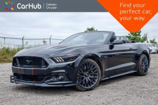 Used 2017 Ford Mustang GT Premium|Pwr Top|Navi|Backup Cam|Bluetooth|R-Start|Leather|Heated Front Seats|18