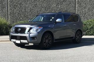 Used 2017 Nissan Armada Platinum at for sale in Vancouver, BC