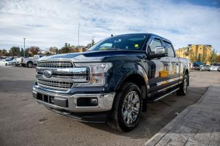 Used 2018 Ford F-150 Lariat 4X4 3.5L Ecoboost V6, Max Trailer Tow Package, Sync Connect, FX4 Off Road Pack, Tech Pack, Running B for sale in Okotoks, AB