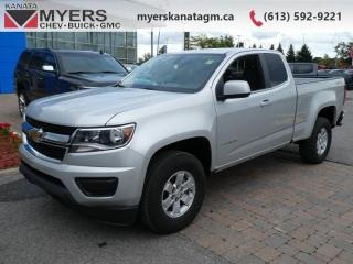 Used 2020 Chevrolet Colorado 4WD Work Truck for sale in Kanata, ON