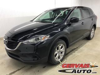 Used 2015 Mazda CX-9 GS MAGS 7 PASSAGERS CAMÉRA DE RECUL BLUETOOTH *Bas Kilométrage* for sale in Trois-Rivières, QC