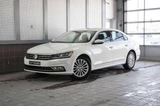Used 2017 Volkswagen Passat COMFORTLINE for sale in Lasalle, QC