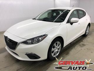 Used 2016 Mazda MAZDA3 GX SPORT GPS BLUETOOTH CAMÉRA DE RECUL A/C for sale in Trois-Rivières, QC