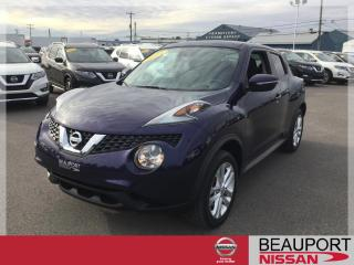 Used 2015 Nissan Juke SV AWD ***40 500 KM + GARANTIE PROLONGÉE for sale in Beauport, QC