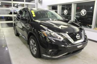 Used 2018 Nissan Murano SV AWD TOIT CAMÉRA GPS for sale in Lévis, QC