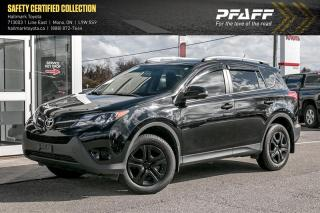 Used 2015 Toyota RAV4 AWD LE for sale in Orangeville, ON