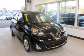 Used 2016 Nissan Micra SR AUTOMATIQUE CAMÉRA MAIN LIBRE for sale in Lévis, QC