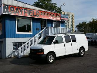 Used 2013 Chevrolet Express Cargo Van 2500 **Power Group/Cruise/Shelving/Roof Rack** for sale in Barrie, ON