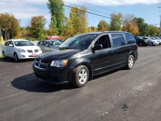 Used 2011 Dodge Grand Caravan SXT for sale in Madoc, ON