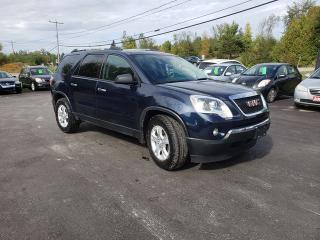 Used 2012 GMC Acadia SLE1 for sale in Madoc, ON
