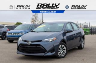 Used 2018 Toyota Corolla LE for sale in Prince Albert, SK