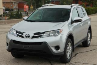 Used 2014 Toyota RAV4 LE Heated Seats | Bluetooth | CERTIFIED for sale in Waterloo, ON