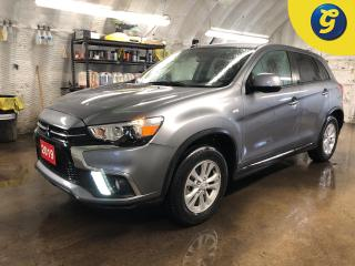 Used 2019 Mitsubishi RVR 4WD * Heated front seats * Climate control * Phone connect * Hands free steering wheel controls * Cruise control * Traction control * Fog lights * Key for sale in Cambridge, ON