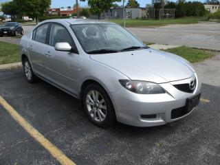 Used 2009 Mazda MAZDA3 GS,GS for sale in Oakville, ON