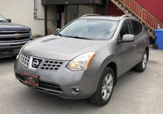 Used 2009 Nissan Rogue SL for sale in Midland, ON