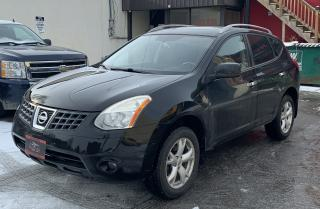 Used 2010 Nissan Rogue S for sale in Midland, ON