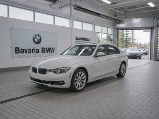 Used 2016 BMW 328i xDrive Sedan for sale in Edmonton, AB
