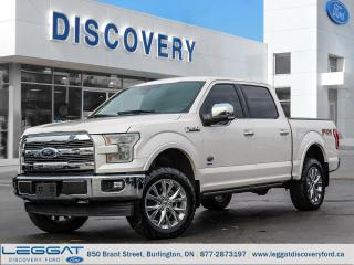Used 2017 Ford F-150 King Ranch for sale in Burlington, ON