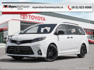 New 2020 Toyota Sienna Sienna Nightshade Edition Package  - $340 B/W for sale in Ottawa, ON