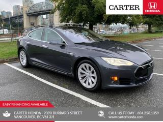 Used 2015 Tesla Model S 70D + LOCAL! for sale in Vancouver, BC