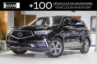 Used 2017 Acura MDX * SH-AWD * SUNROOF * CAMERA * WARRANTY 7 YEARS* for sale in Montréal, QC