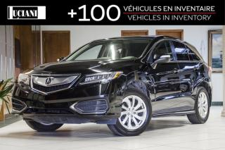 Used 2016 Acura RDX * Technology * Navigation * Warranty 130 000km * for sale in Montréal, QC