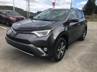 Used 2016 Toyota RAV4 Traction intégrale 4 portes XLE for sale in Val-David, QC